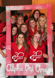 OBSESSED <3 always alpha chi