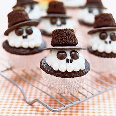 Cute Cupcake Decorating Ideas For Halloween, cupcake ideas for ...