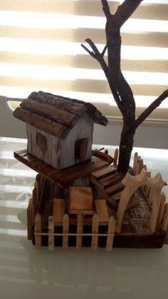 #Treehouse#ağaçev