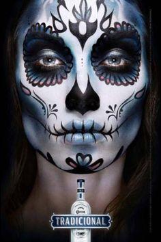DIA De Los Muertos Masks   Sugar skull dia de Los muertos mask   Those Special Days...