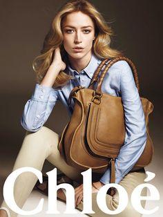 Chloé Spring/Summer 2010 Ad Campaign by Mario Sorrenti