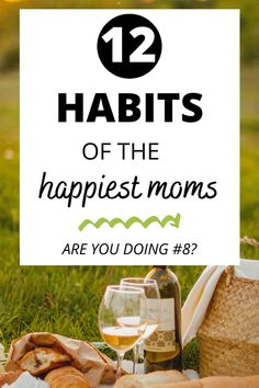 When it comes to how to be a happy stay at home mom, these habits are a must-see! Check these habits out today to find out how you can make mom life more enjoyable! #habitsofhappymoms #momlife #momadvice #happymoms Stay At Home Mom, Happy Mom, Singles Day, Work Hard, How To Find Out, Things To Come, Thoughts, Learning, Check