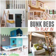 40 Bunk Beds For Kids