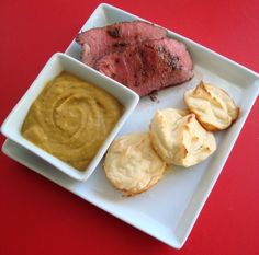 #Paleo Celery Root Souffle & Creamy Curried Acorn Squash Soup