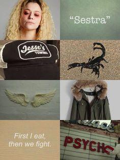 ►Orphan Black || Helena                                                                                                                                                     More