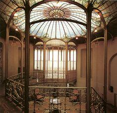 art nouveau architectuur - Google zoeken