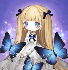 """お人形になりたい。@コミケ90 3日目 on Twitter: """"再度告知です コミックマーケット88 配置:西ホール り-13a 「お人形になりたい。」…"""
