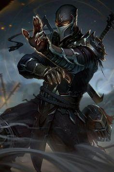 Shen - League of Legends