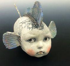Karen Walker, 'Scared Fish,' 2014, DECORAZONgallery