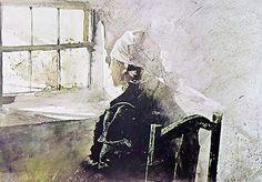 Literature Fool: Andrew Wyeth Understands Winter...