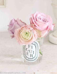 Diptyque Candle Vase