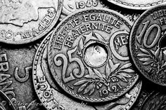 Valerie Jardin tells us how to become one with our cameras.  #photography #vintage #coins