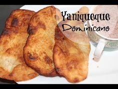 Como hacer Yaniqueque (receta Dominicana) - YouTube