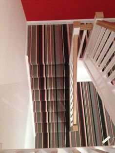 Clever use of colour and stripes. Would you have this in your home ? #lovefromthefloorup  https://www.facebook.com/EdinburghCarpetWarehouse?ref=hl  Who wants the latest trends ? Visit us for more info.  http://www.edinburghcarpetwarehouse.com/fitting-service.html