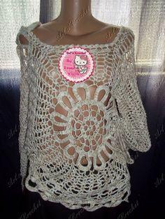 εϊз Art n Crochet εϊз: Blusa Ana Maria Braga