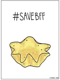 SCOOOOOPS #savebff
