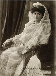 Marie Bonaparte, Prinzessin von Griechenland und Dänemark