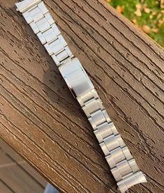 FS 1969 7206/80 12 links please DM #rolex #luxurywatch #swissmade #rolexero #watchshot #watchcollector #instawatch... Quality Watches, Tie Clip, Rolex, Accessories, Tie Pin, Jewelry Accessories
