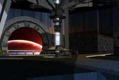 Doctor Who TARDIS interior concept by MrPacinoHead