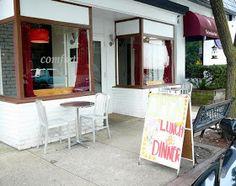 Comfort restaurant, Hastings on Hudson NY