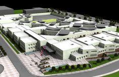 Alameda Juvenile Justice Center - Dublin, California