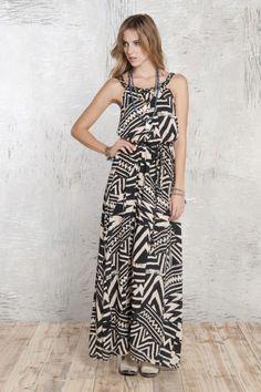 Vestido Damasio
