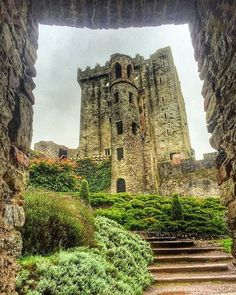 Blarney Castle looks fantastic in this picture by @officiallacyjane Anyone plan to visit it in 2016?