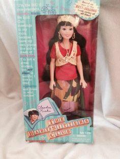 Baby Sitters Club Claudia Kishi Barbie size doll