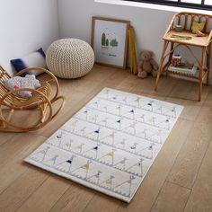 Un tapis à motifs pour enfant, La Redoute Intérieurs