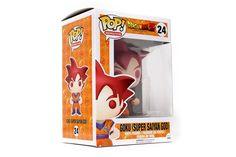 POP! Animation: Dragonball Z - Goku [Super Saiyan God]