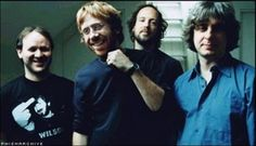 Phish to webcast San Francisco shows