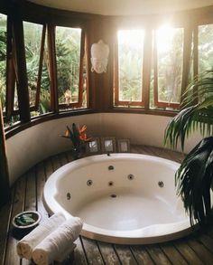 my future house Bohemian Homes: Dream Bathroom: Bohemian House, Bohemian Style Rooms, Bohemian Decor, Bohemian Bathroom, Boho Chic, Bohemian Living, Boho Style, Dream Bathrooms, Dream Rooms