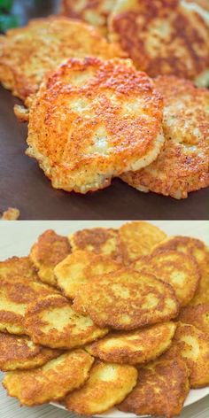 pancake videos So simple, yet unbelievably tasty, these Classic Potato Pancakes are not to be missed! my simple instructions and make this easy treat today! Cooktoria for more deliciousness! Vegetable Recipes, Vegetarian Recipes, Healthy Recipes, Simple Cooking Recipes, Potato Recipes, Tasty Videos, Food Videos, Food Blogs, Bolo Barbie