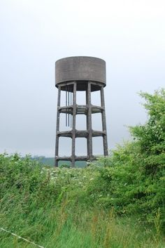CalL ME KRAzy but i would love to climb a water tower with my best friend...lol