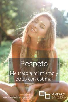 Respeto #Terapia #DecidoSerFeliz #Bienestar #SaludEmocional