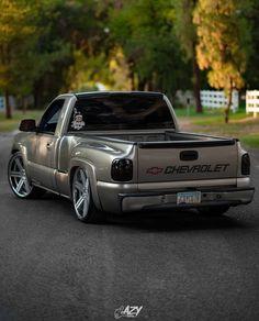 Chevrolet Silverado, Chevy Silverado Single Cab, Silverado Truck, Chevy Stepside, Chevy S10, Chevrolet Trucks, Silverado 2002, S10 Truck, Ford Pickup Trucks