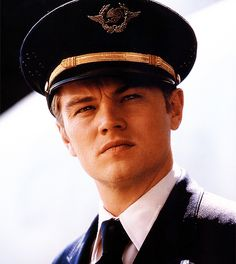 Leo as Frank Abagnale Jr.