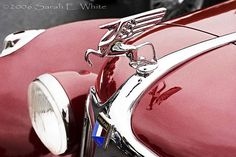 1935 Amilcar Pegase Roadster Hood Ornament
