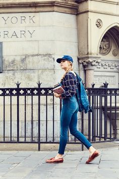 How It's Done: The Penny Windowpane Top - Read more at our blog.