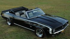 Chevrolet Camaro 1969, 1969 Chevy Camaro Ss, Chevy Camaro Convertible, Camaro Car, Corvette, 2010 Camaro, Old Vintage Cars, Old Cars, Old Muscle Cars