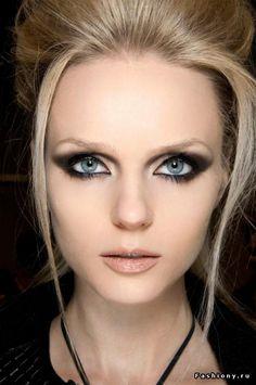 Тенденции макияжа осень/зима 2015-2016