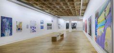 ANDERS KJELLESVIK / MONIQUE VAN GENDEREN / J. ARIADHITYA PRAMUHENDRA Galerie Michael Janssen, Berlin 17. August - 7. September, 2013  #Art #Gallery