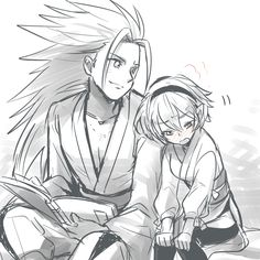 Fire Emblem: Fates - Corrin and Ryoma