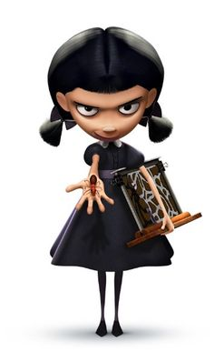 If Laura was on Meet the Robinsons she'd be lizzy