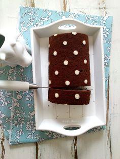 ave dulcis: Rolada sa dekoriranim biskvitom