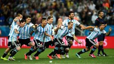 Argentina will aim for their third World Cup triumph - Netherlands 0-0 Argentina (2-4 aet) #worldcup