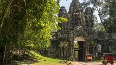 See the magnificent Siem Reap and Angkor Wat. Siem Reap, Top Destinations, Angkor Wat, Cambodia, Backpacking, Explore, Plants, Travel, Backpacker