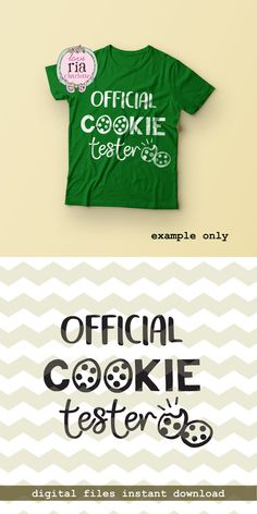 Official cookie tester Xmas Christmas cookies by LoveRiaCharlotte