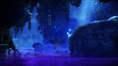 Ori And The Blind Forest screenshot.