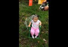 31-Aug-2014 11:13 - VLOEKEND KIND NA ICE BUCKET CHALLENGE IS HIT OP YOUTUBE. Video's van Ice Bucket Challenges blijven maar binnenstromen. Wat dacht u van deze: de 3-jarige Scarlett-Rose krijgt een emmer water over haar...